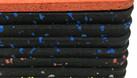 Thảm sàn cao su lót phòng tập gym (ảnh 2)