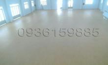 Thảm sàn thể thao Ecosport Floor cho cầu lông, bóng rổ