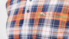 Áo thun Polo Nam Caro phối màu (ảnh 4)
