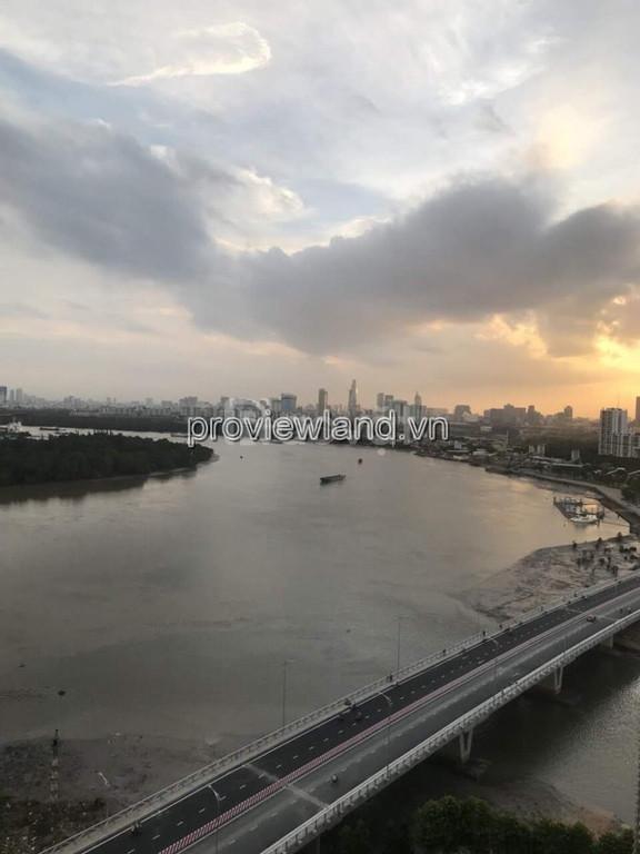 Bán căn hộ Đảo Kim Cương tháp Brilliant view sông 124m2 2 phòng ngủ (ảnh 3)