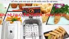 Bếp chiên nhúng khoai, gà rán cá loại thực phẩm - rẻ (ảnh 1)