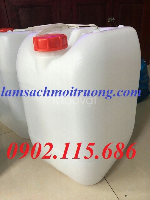 Can nhựa, can nhựa vuông, can nhựa đựng hóa chất, can nhựa 30l
