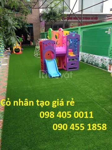 Địa chỉ bán cỏ nhân tạo giá rẻ Hà Nội  (ảnh 2)