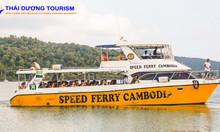 Dịch vụ bán vé tàu đi kohrong - Công ty du lịch Thái Dương