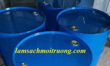 Thùng phuy sắt nắp kín thùng phuy sắt 220l thùng phuy sắt cũ
