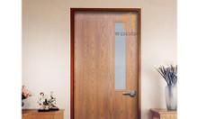 Cửa gỗ Melamine xu hướng cửa tương lai, Ttdoor ưu đãi 20% cửa căn hộ