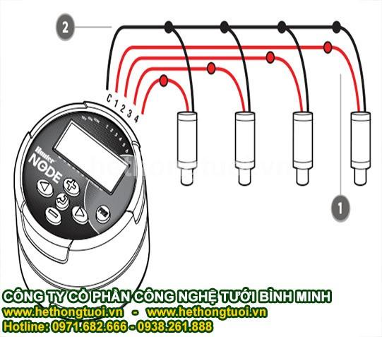 Thiết bị tưới thông minh, hệ thống tưới cây thông minh, hệ thống tưới (ảnh 6)