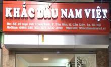 Khắc Dấu Nam Việt - Dịch vụ khắc dấu tại Hà Nội
