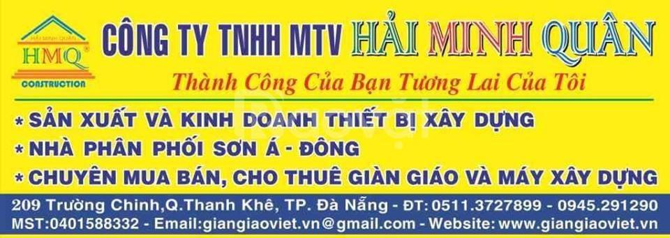 Mua bán giàn giáo tại Đà Nẵng