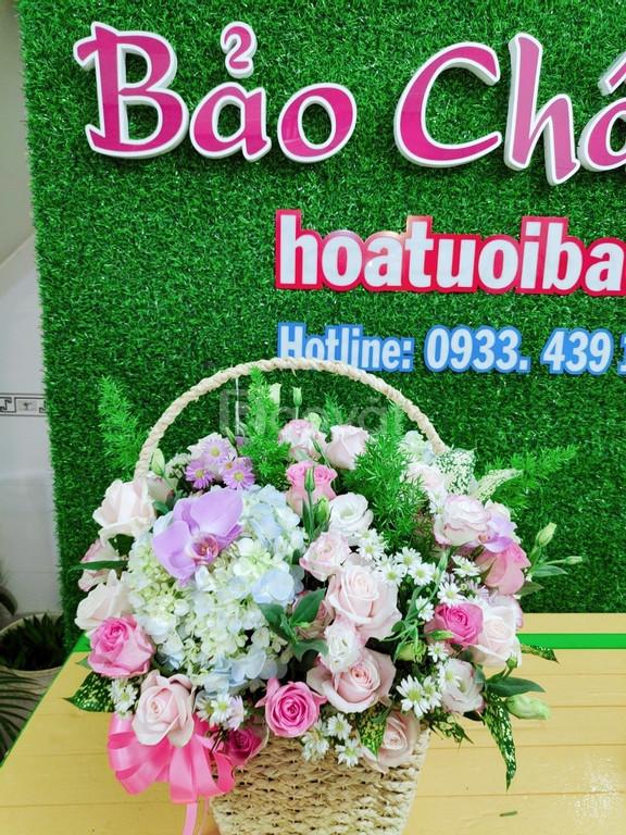 Tìm đối tác kinh doanh hoa tươi ở khu vực tỉnh Bình Dương và các tỉnh