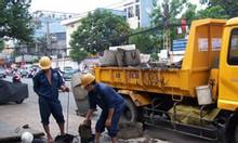 Xí nghiệp nạo vét cống rãnh tại Phúc Thọ, Hà Nội giá rẻ