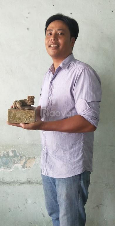 Tượng Bồ Tát bằng ngọc khổng lồ quý hiếm hội xuân độ