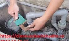 Sửa máy bơm nước kêu to không lên nước