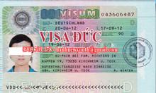 Dịch vụ làm visa Đức ở Tp.HCM thành công 99%