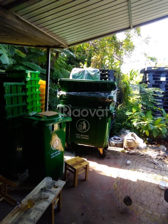 Thùng rác công nghiệp tại Đà Nẵng