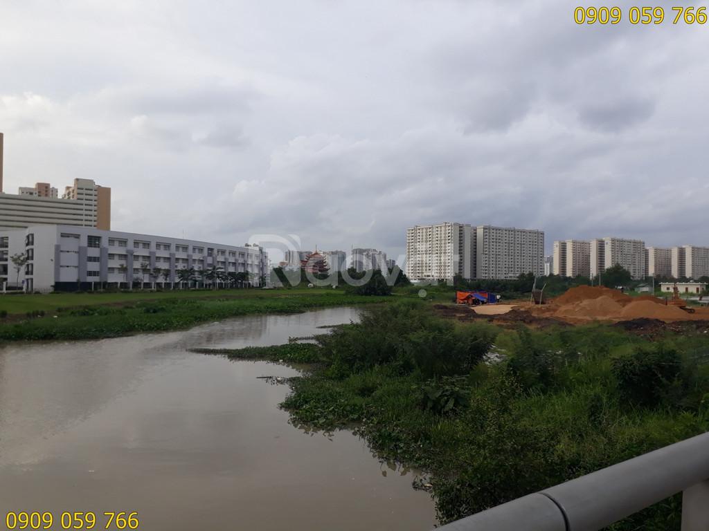 Bán căn hộ độc đáo dự án New City, 2 phòng ngủ, view sông và Q1
