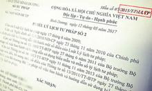 Nhận làm phiếu lý lịch tư pháp số 2 cho người Việt Nam