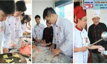 Dạy nấu ăn đào tạo đầu bếp Việt chuyên nghiệp khai giảng khóa học