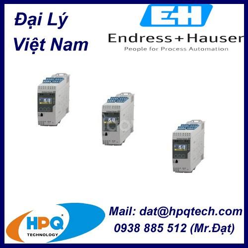 Thiết bị đo lường Endress + Hauser
