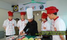 Học nấu ăn chuyên nghiệp để mở quán