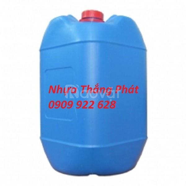 Can nhựa đựng hóa chất 25L (ảnh 1)