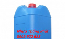 Can nhựa đựng hóa chất 25L
