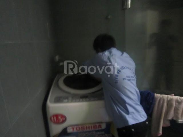 Sửa bình nóng lạnh, sửa máy giặt tại phố Hàm Nghi, Nguyễn Cơ Thạch