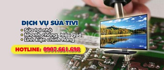 Sửa tivi giá rẻ tận nơi uy tín TPHCM