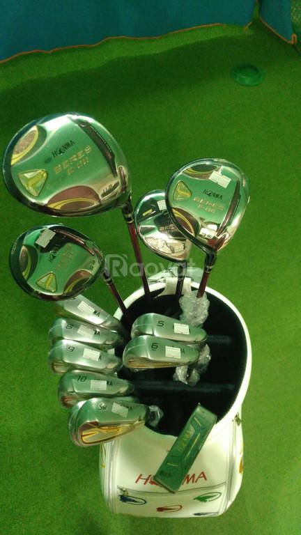 Fullset bộ gậy golf Honma Beres E-06, 3 sao Ladies