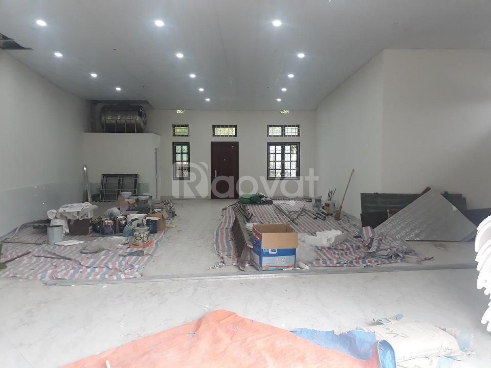 Cho thuê nhà phường Thượng Thanh Long Biên giá 20tr