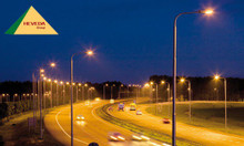Đèn LED đường phố 200W - chiếu sáng an toàn, giá cả hợp lý