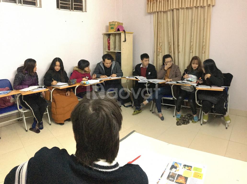 Tiếng Đức online tuyển sinh lớp tiếng Đức tại 120 La Thành phòng 402