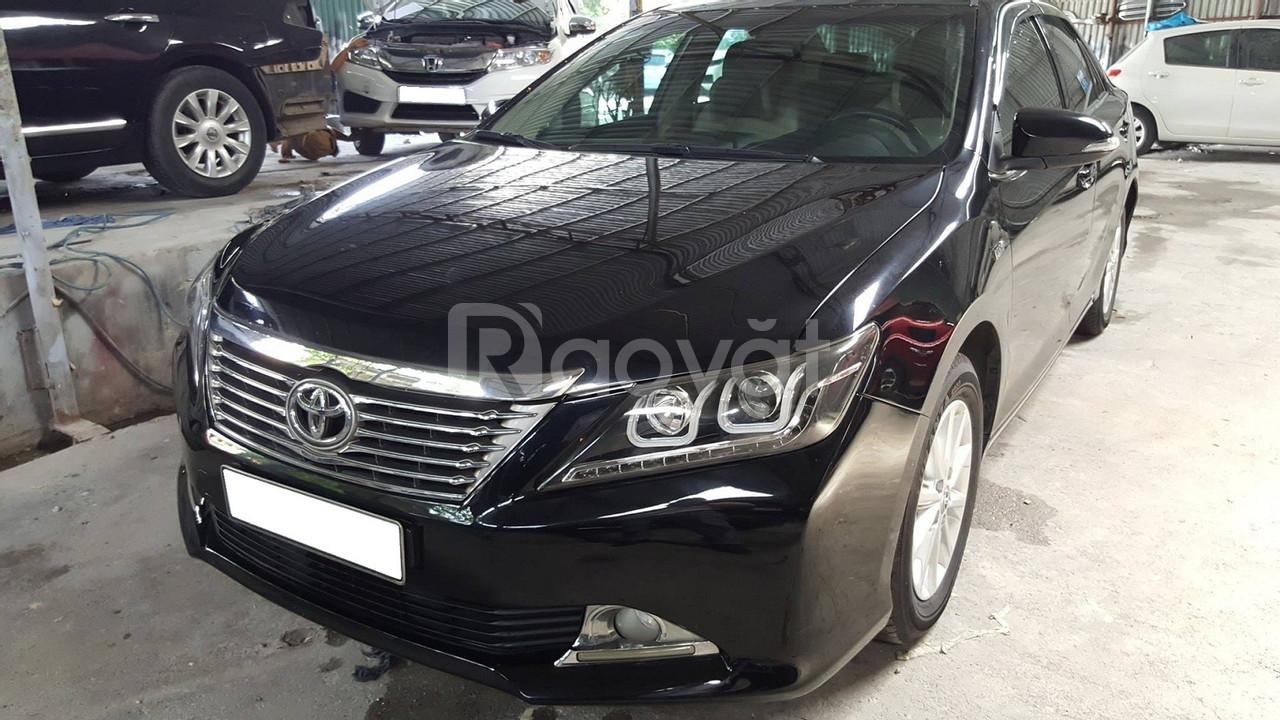 Em bán Toyota Camry 2012 màu đen vip, xe cọp nhà (ảnh 1)