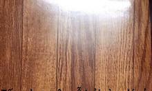 Thảm nhựa vân gỗ trải phòng khách giá rẻ