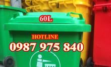 Thùng rác gia rẻ : 60L-120L-240L-400L-660L