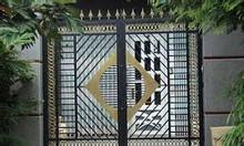 Làm cửa sắt, hàng rào sắt giá rẻ tại Bình Dương