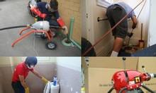 Khử mùi hôi nhà vệ sinh tại Phố Cửa Bắc