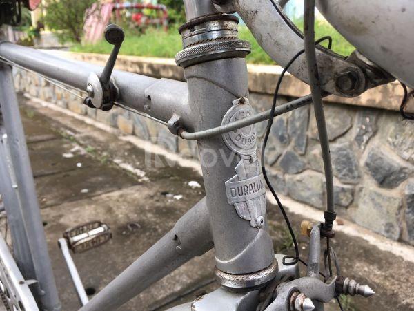 Cần bán xe đạp nhôm cổ của Pháp hiệu Duaralumin zin rắc co bông (ảnh 4)