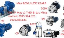 Máy bơm ly tâm Ebara CDX, 2cdx, cd 1.1kw, 1.5kw, 2.2kw, 3kw