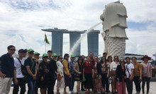 Tour 2 nước Sin Malay 4N3D