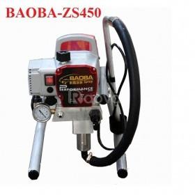 Máy phun sơn BaoBa ZS-450 công suất 1,3 kw phun nhà dân  (ảnh 1)