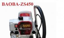 Máy phun sơn BaoBa ZS-450 công suất 1,3 kw phun nhà dân