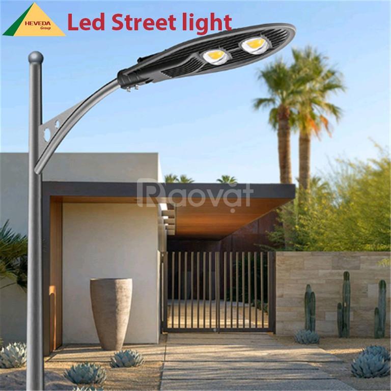 Đèn Led đường 100W chiếu sáng và trang trí