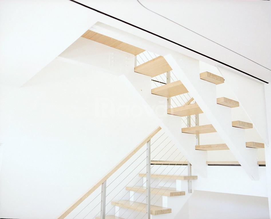 Cáp an toàn cầu thang & cầu thang dây cáp Việt Nhật (ảnh 2)