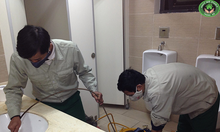 Thông tắc chậu rửa bát tại Phạm Ngọc Thạch