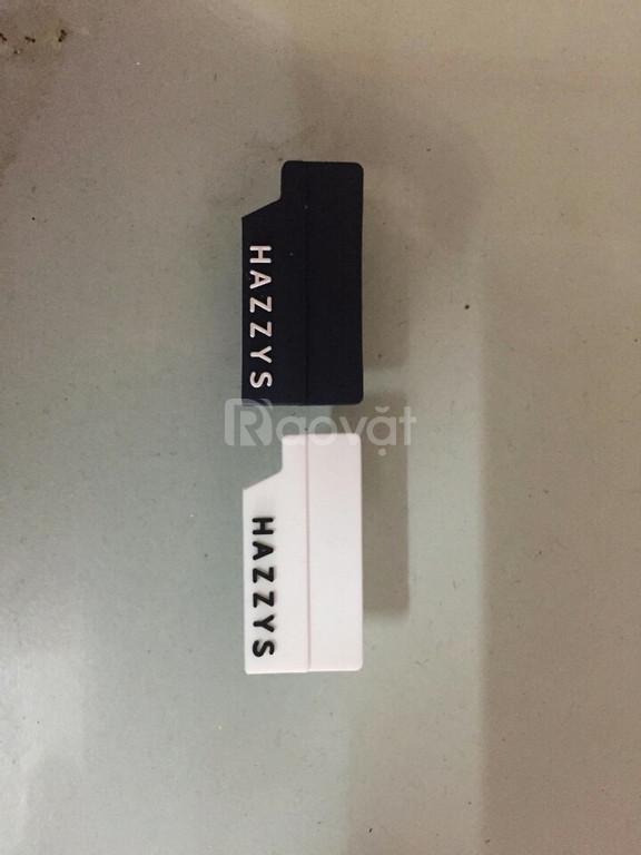 Xưởng sản xuất nhãn mác, móc khóa cao su/silicone giá rẻ