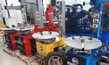 Máy tháo lốp, máy ra vào lốp xe giá rẻ tại Hà Nội