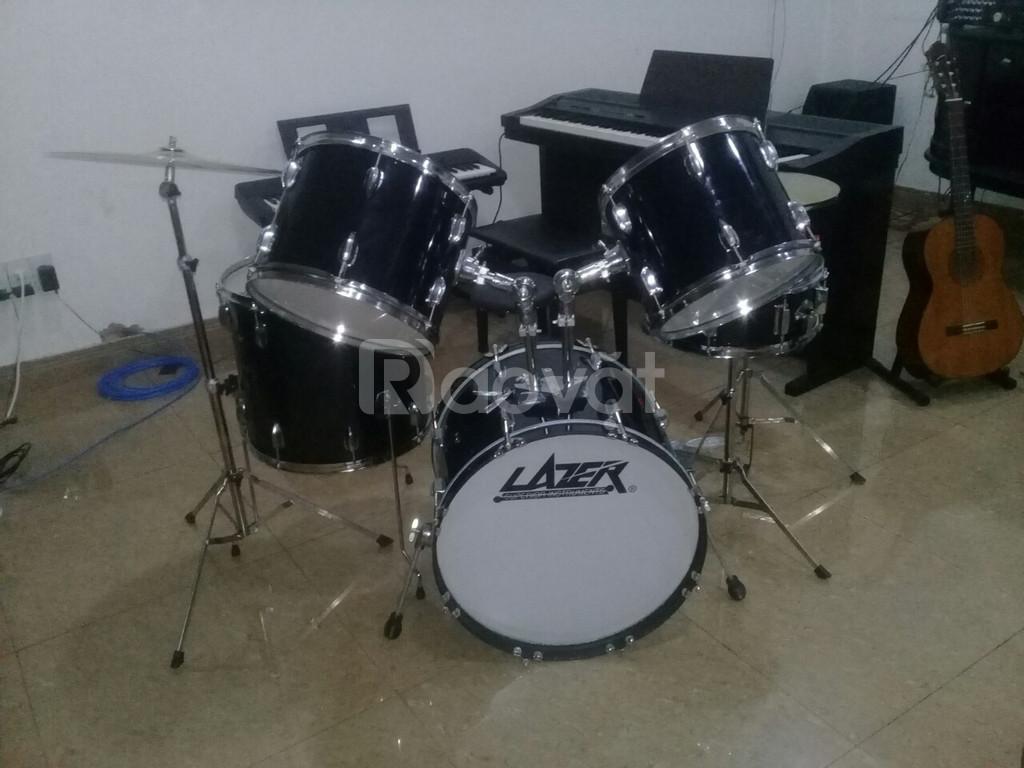 Bán trọn bộ trống jazz drum lazer giá rẻ toàn quốc