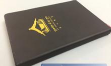 Xưởng sản xuất sổ tay chất lượng cho doanh nghiệp