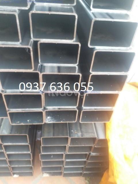 Thép hộp vuông100x200x6, 75x150, 70x140x5, 70x140x4